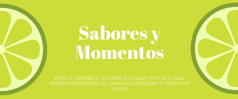 Sabores y Momentos