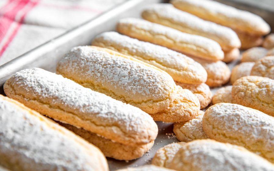 foto de galletas sobre un plato