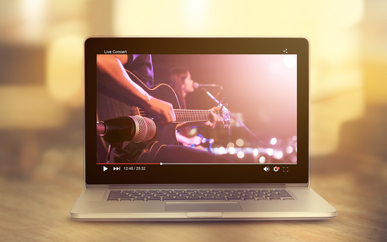 concierto online