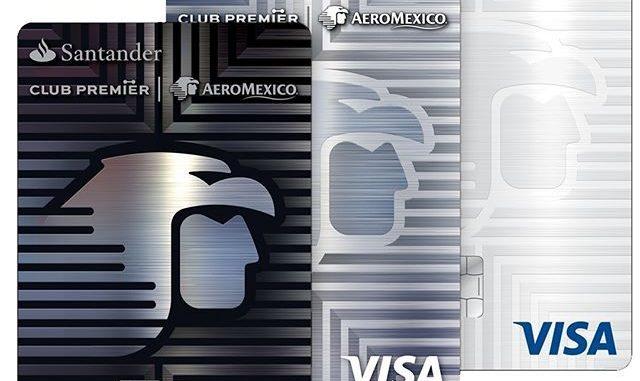 Tarjetas con Puntos Premiere Santander