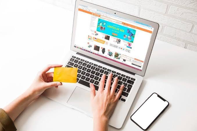 Realiza tus compras online